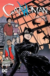 CATWOMAN VOL 4 COME HOME ALLEY CAT TP