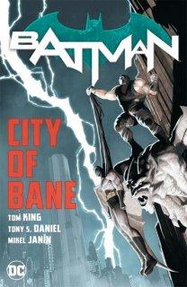 BATMAN CITY OF BANE COMPLETE COLLECTION TP【再入荷】