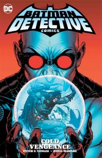 BATMAN DETECTIVE COMICS VOL 04 COLD VENGEANCE TP【再入荷】