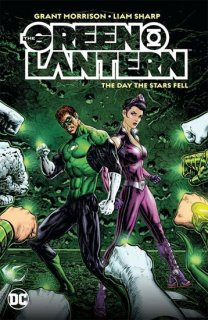 GREEN LANTERN TP VOL 02 THE DAY THE STARS FELL【再入荷】