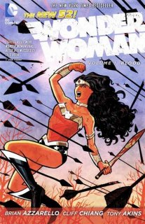 WONDER WOMAN TP VOL 01 BLOOD【再入荷】