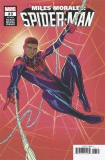 MILES MORALES SPIDER-MAN #23 SOUZA BLACK HISTORY VAR KIB