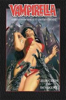 VAMPIRELLA SEDUCTION OF THE INNOCENT VOL 01