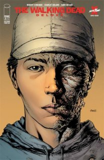 WALKING DEAD DLX #2 CVR A FINCH & MCCAIG 2ND PTG