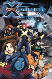 X-MEN GN-TP EVOLUTION