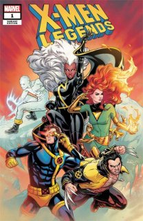 X-MEN LEGENDS #1 DAUTERMAN VAR
