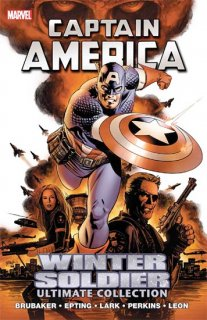CAPTAIN AMERICA WINTER SOLDIER ULTIMATE COLLECTION TP【再入荷】