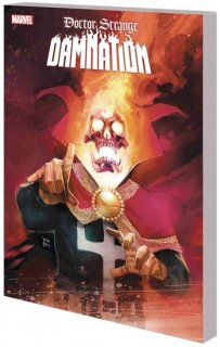 DOCTOR STRANGE TP DAMNATION【再入荷】