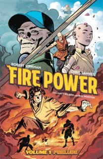 FIRE POWER BY KIRKMAN & SAMNEE TP VOL 01 PRELUDE【再入荷】