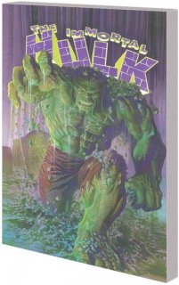 IMMORTAL HULK TP VOL 01 OR IS HE BOTH【再入荷】