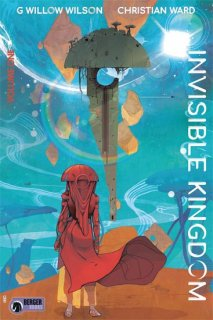 INVISIBLE KINGDOM TP VOL 01【再入荷】