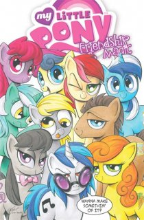MY LITTLE PONY FRIENDSHIP IS MAGIC TP VOL 03【再入荷】