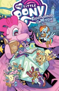 MY LITTLE PONY FRIENDSHIP IS MAGIC TP VOL 18【再入荷】