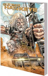 OLD MAN HAWKEYE TP VOL 01 AN EYE FOR EYE【再入荷】