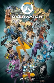 OVERWATCH ANTHOLOGY HC VOL 01【再入荷】