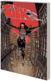 SILK OUT OF THE SPIDER-VERSE TP VOL 01【再入荷】