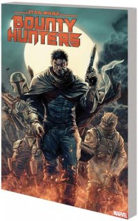 STAR WARS BOUNTY HUNTERS TP VOL 01 GALAXYS DEADLIEST【再入荷】