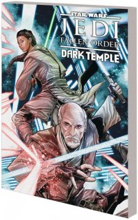 STAR WARS JEDI FALLEN ORDER DARK TEMPLE TP【再入荷】