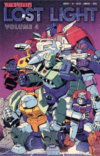 TRANSFORMERS LOST LIGHT TP VOL 04【再入荷】