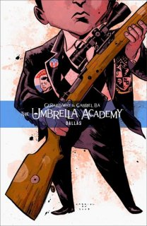 UMBRELLA ACADEMY TP VOL 02 DALLAS【再入荷】