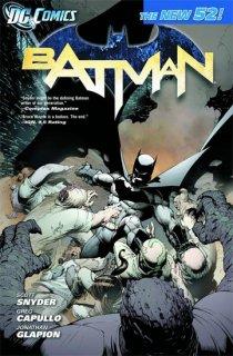 BATMAN TP VOL 01 THE COURT OF OWLS (N52)【再入荷】