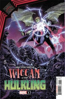 KING IN BLACK WICCAN HULKLING #1