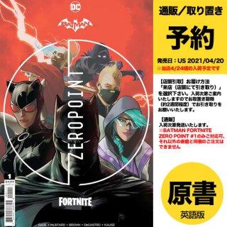 【予約】BATMAN FORTNITE ZERO POINT #1 CVR A MIKEL JAN N(US2021年04月20日発売予定)