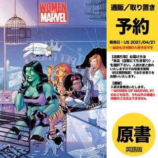【予約】WOMEN OF MARVEL #1 CONNER VAR(US2021年04月21日発売予定)