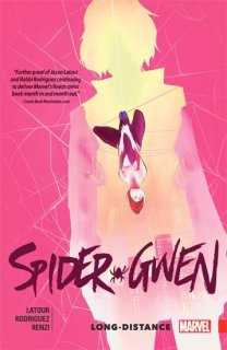 SPIDER-GWEN TP VOL 03 LONG-DISTANCE【再入荷】