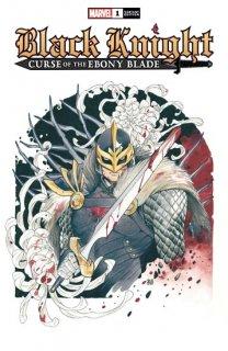 BLACK KNIGHT CURSE EBONY BLADE #1 (OF 5) MOMOKO VAR【遅延入荷】
