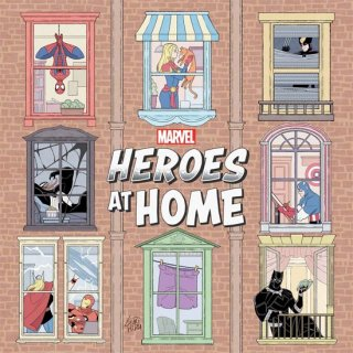HEROES AT HOME #1【再入荷】