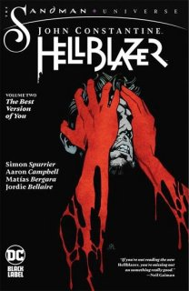 JOHN CONSTANTINE HELLBLAZER VOL 02 THE BEST VERSION OF YOU TP