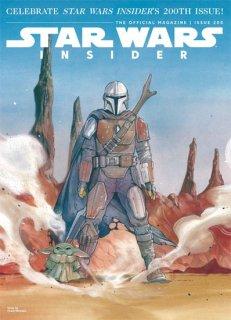 STAR WARS INSIDER #200 PX ED【遅延入荷】