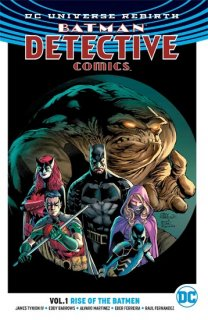 BATMAN DETECTIVE COMICS TP VOL 01 RISE OF THE BATMEN (REBIRTH)【再入荷】