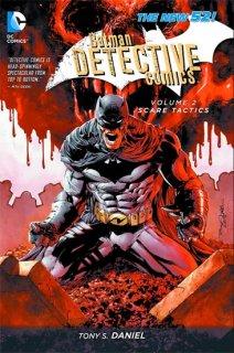 BATMAN DETECTIVE COMICS TP VOL 02 SCARE TACTICS (N52)【再入荷】