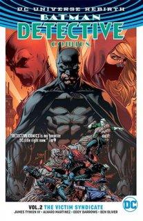 BATMAN DETECTIVE TP VOL 02 VICTIM SYNDICATE (REBIRTH)【再入荷】