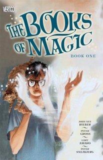 BOOKS OF MAGIC TP BOOK 01【再入荷】