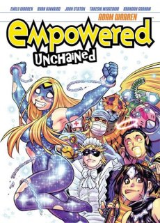 EMPOWERED UNCHAINED TP VOL 01【再入荷】