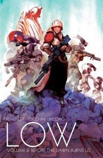 LOW TP VOL 02 BEFORE THE DAWN BURNS US【再入荷】