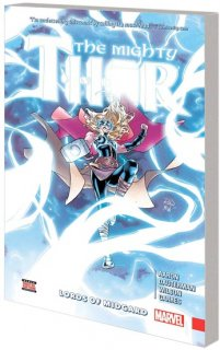 MIGHTY THOR TP VOL 02 LORDS OF MIDGARD【再入荷】