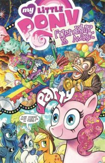 MY LITTLE PONY FRIENDSHIP IS MAGIC TP VOL 10【再入荷】