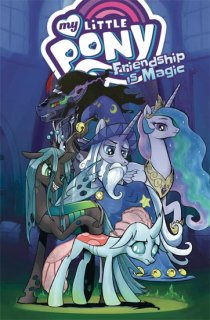MY LITTLE PONY FRIENDSHIP IS MAGIC TP VOL 19【再入荷】