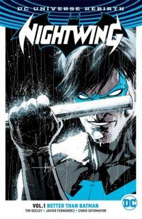 NIGHTWING TP VOL 01 BETTER THAN BATMAN (REBIRTH)【再入荷】