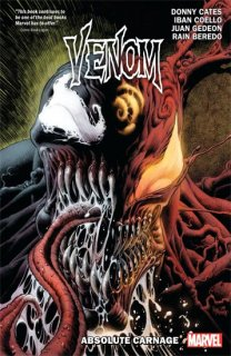 VENOM BY DONNY CATES TP VOL 03 ABSOLUTE CARNAGE【再入荷】