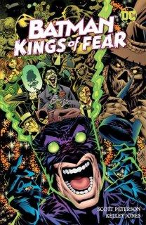 BATMAN KINGS OF FEAR TP