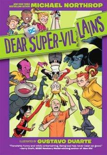 DEAR DC SUPER-VILLAINS TP
