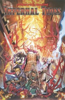 DUNGEONS & DRAGONS INFERNAL TIDES TP【再入荷】