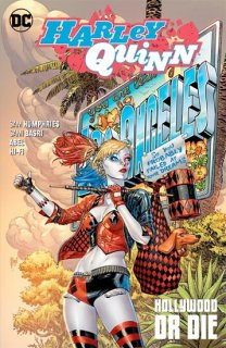 HARLEY QUINN VOL 5 HOLLYWOOD OR DIE TP