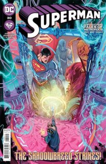 SUPERMAN #30 CVR A JOHN TIMMS
