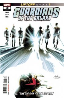 GUARDIANS OF THE GALAXY #12【遅延入荷】